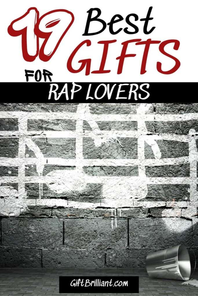 19 Best Rap Gifts for Rap Lovers