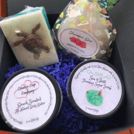 Day at the Beach Gift Box