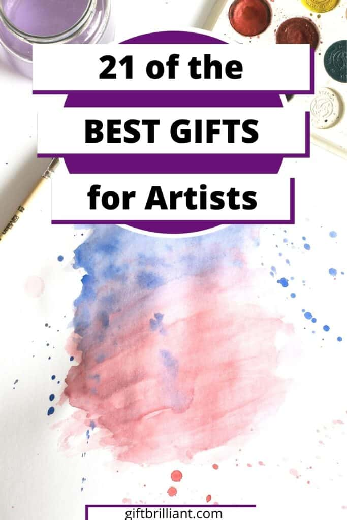 21 of the Best Gifts for Artists