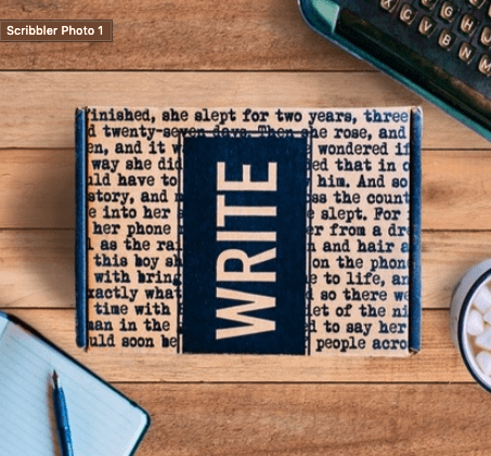 scribbler gifts for writers