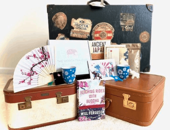 wordy traveler gifts for writers