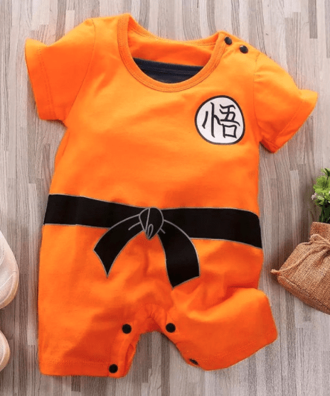 Dragon Ball Z Baby Jumpsuit