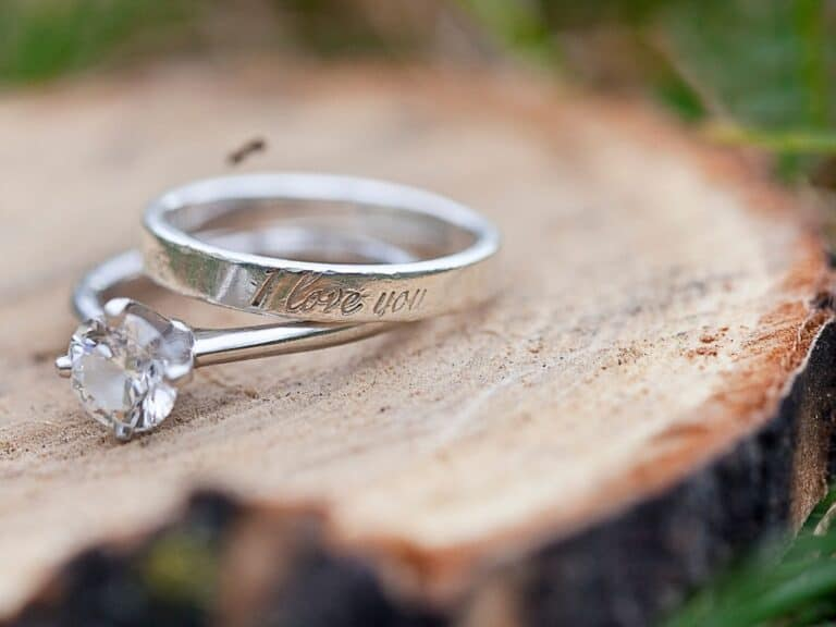21 Matching Promise Rings for Couples Under $100